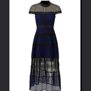 Self-Portrait dress size 2